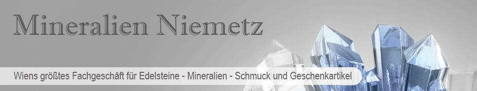 Mineralien Niemetz